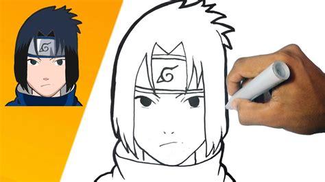 imagenes egipcias faciles de dibujar como dibujar a sasuke naruto paso a paso how to draw