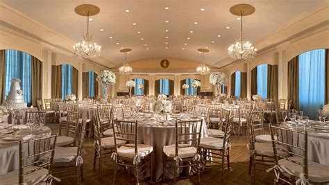 Boston Wedding Venues   Omni Parker House