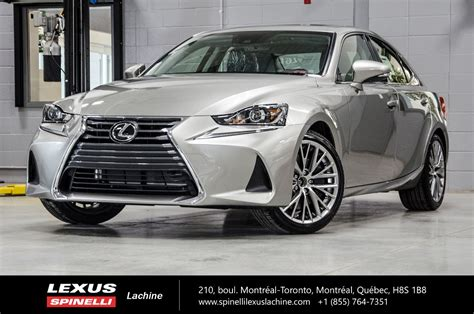 used lexus is 300 used 2017 lexus is 300 premium awd cuir toit camera for