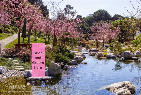 San Diego Japanese Garden by Balboa Park S Japanese Friendship Garden Wedding Idea San