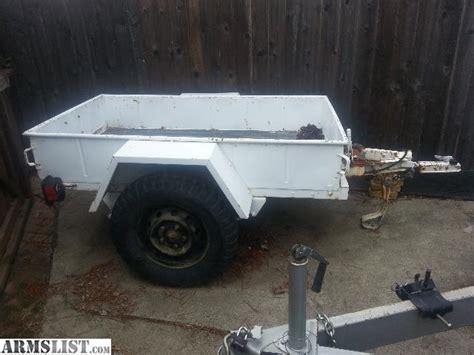 Jeep Trailer For Sale Armslist For Sale Jeep Trailer