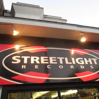 San Francisco Records Streetlight Records Closed Rentals Duboce Triangle San