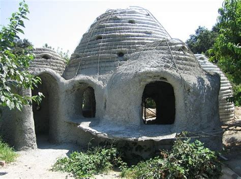 Adobe House Plans Earthbags Why Hobbit Holes Are Part Of Green Building S