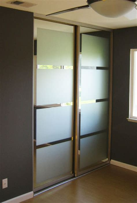 Update Mirrored Closet Doors Closet Door Ideas That Add Style And Character