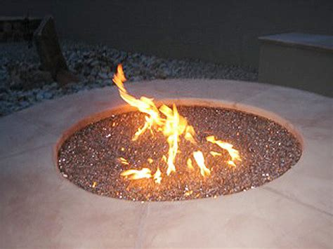 how to make a glass pit pit installation for or circular pits