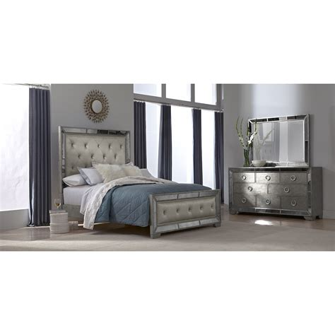 angelina 5 pc queen bedroom american signature furniture