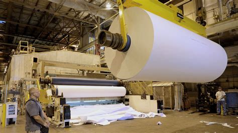 Paper Industry - paper industry has changed but still available