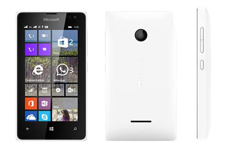 Nokia Lumia Windows 8 1 nokia lumia 435 8gb windows 8 1 smartphone for t mobile white excellent condition used