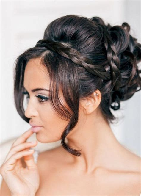 bridesmaid hairstyles for hair side do s 40 irresistible hairstyles for brides and bridesmaids