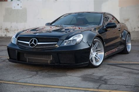 how cars engines work 2006 mercedes benz sl65 amg free book repair manuals 2006 mercedes sl65 amg black series wide body conversion for sale photos technical specs