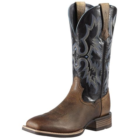 ariat cowboy boots ariat tombstone western boots 644212 cowboy western