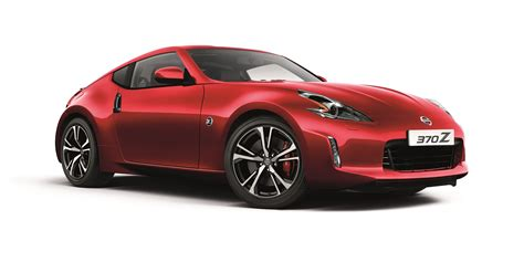 2018 nissan 370z revealed update photos 1 of 4