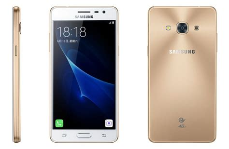 Samsung J3 Galaxy Pro Galaxy J3 Pro Announced In China Metal Entry Level