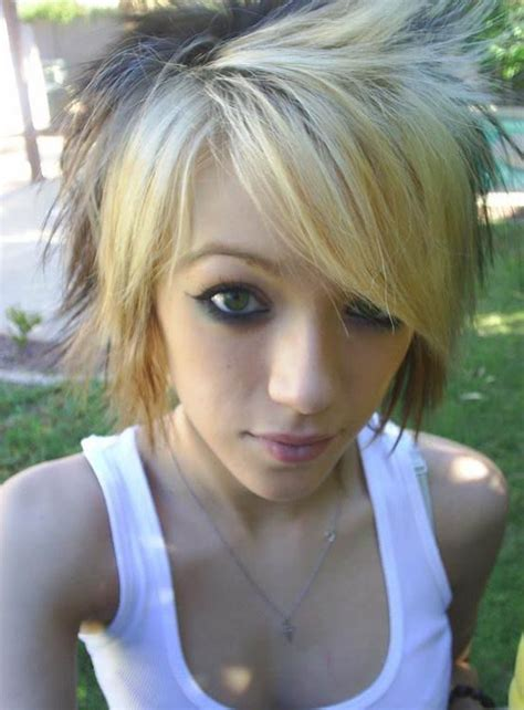 hairstyles for short emo hair emo hairstyles for girls latest popular emo girls
