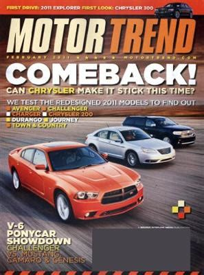 Motor Trend Subscription Services by Magazine Service L Magazine Subscription Service