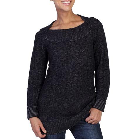 boat neck tunic sweater exofficio delana boat neck tunic sweater women s peter