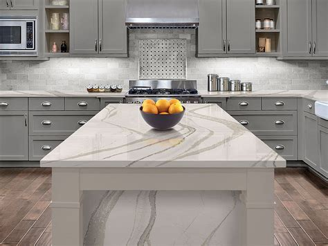 Quartz Countertops Colors For Kitchens Quartz Countertops A Durable Easy Care Alternative