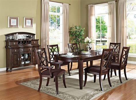 acme dining room furniture acme furniture keenan casual dining room collection by