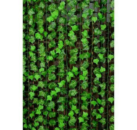 Pagar Plastik Untuk Tanaman Rambat jual daun plastik daun rambat tanaman merambat daun hias