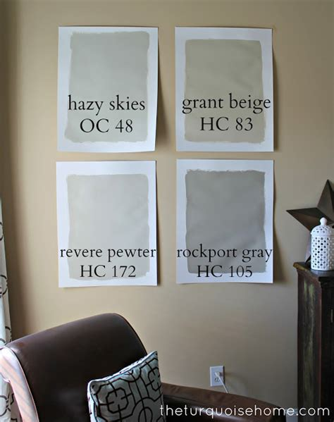revere pewter paint picking the gray paint revere pewter the