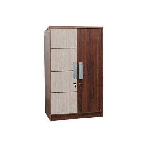 Harga Baju Merk Dust rak pakaian lemari besar dengan rak kayu diy c9 ungu