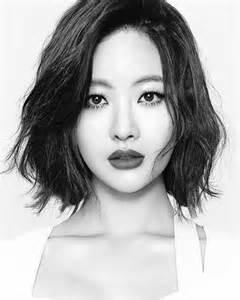 Galerry short hairstyle korea 2016