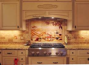 Kitchen Mosaic Tile Backsplash Ideas Installation Pictures Of Vineyard Tile Mural Photos Of