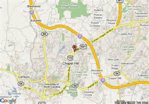 of carolina chapel hill map map of sheraton chapel hill hotel chapel hill
