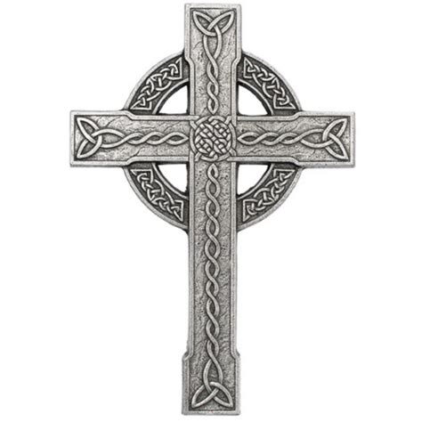 celtic trinity knot wall cross 12 quot the catholic company