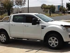 Ford Ranger Tow Mirrors Clearview Tow Mirrors Ford Ranger Px 2012 On Chrome With