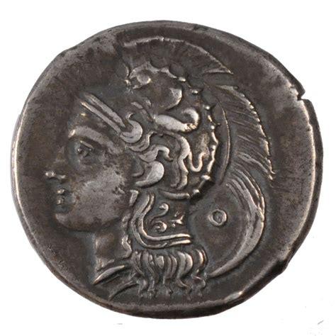 Comptoir Des Monnaies by 55695 Velia Didrachme Sup Athena Didrachme Plus De