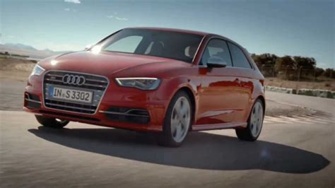 Audi S3 Sound by The New Audi S3 300 Ps Sound Interior Drive