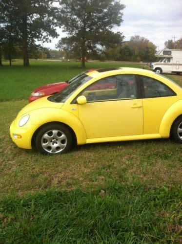 used volkswagen beetle 5000 find used 2002 volkswagen beetle in parsons kansas