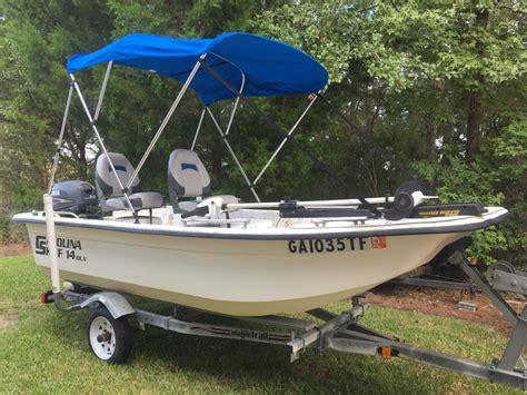 carolina boats for sale carolina boats for sale in savannah georgia