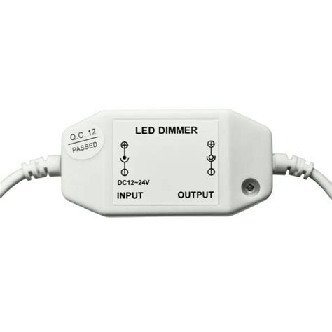 can i dim non dimmable led led strip light dimmer switch non rgb tape light