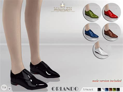 sims 4 shoes the sims resource the sims resource madlen orlando shoes by mj95 sims 4