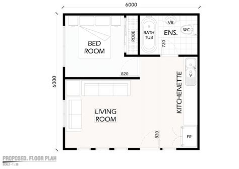 1 bedroom flat floor plans ideas house with