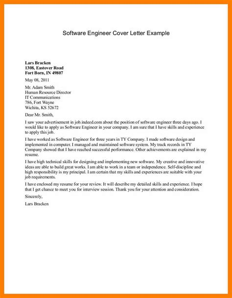 Resume Format Exles For by Cover Letter Exles For Posting 28 Images Cover Letter