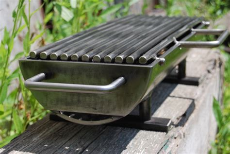 Handmade Bbq Grill - made 618 hibachi grill by kotaigrill custommade