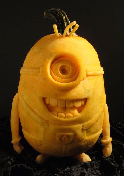 minion pumpkins 30 best cool creative scary pumpkin carving