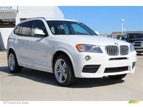 Bmw X3 2013 by Alpine White 2013 Bmw X3 Xdrive 28i Exterior Photo