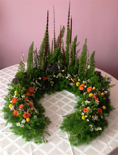 flower arrangement pictures with theme miniature forest themed arrangement meant for and urn