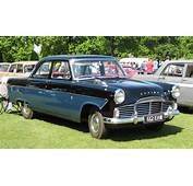 Ford Zodiac Mk2 First Registered England May 1959