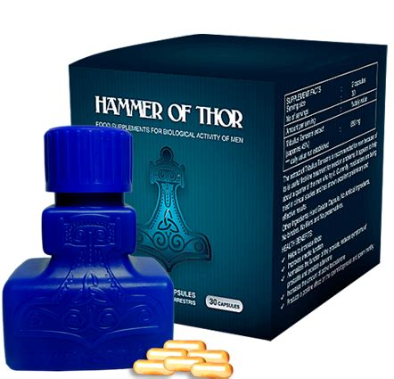 hammer of thor herbal sehat indonesia