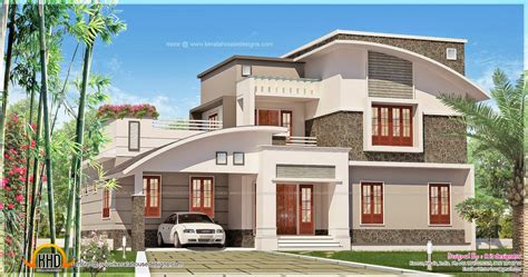 new home design ideas 2014 3 bedroom contemporary mix house exterior kerala home