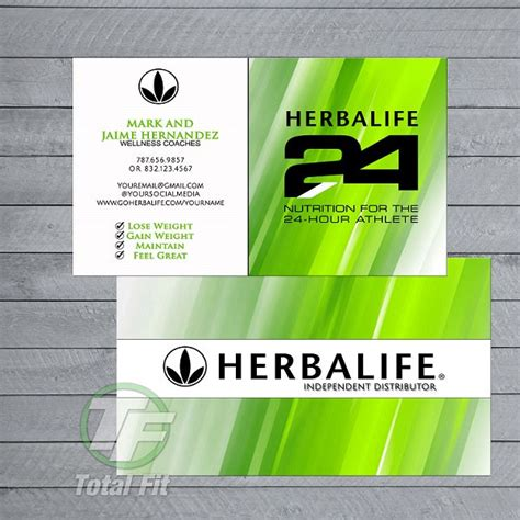 herbalife business card templates herbalife business cards herbalife graphics by totalfitwear