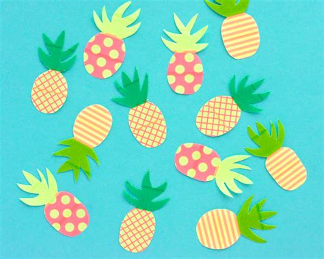 How To Make A Pineapple Out Of Paper - how to make a pineapple out of paper 28 images how to