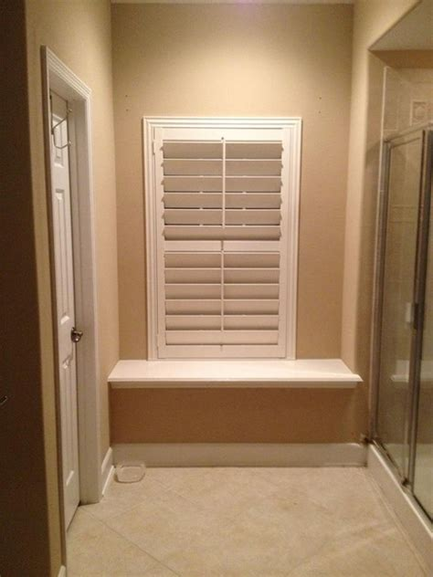 bathroom shutter plantation shutters traditional bathroom other metro