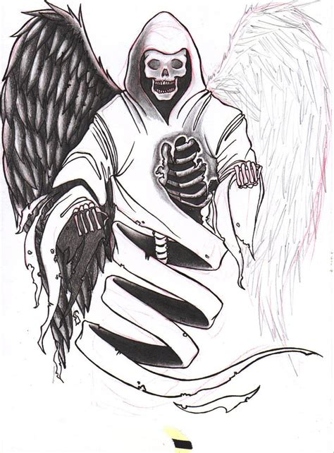 angel tattoo drawings tattoos and designs page 95