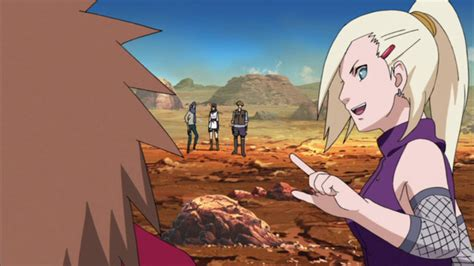 naruto shippuden episode    yamanaka clan secret ninjutsu anime planet